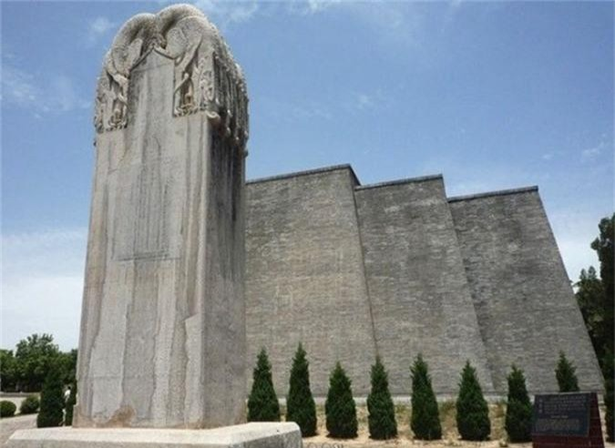 Thực hư 800 tấn kho báu trong lăng mộ nữ hoàng Võ Tắc Thiên - anh 7