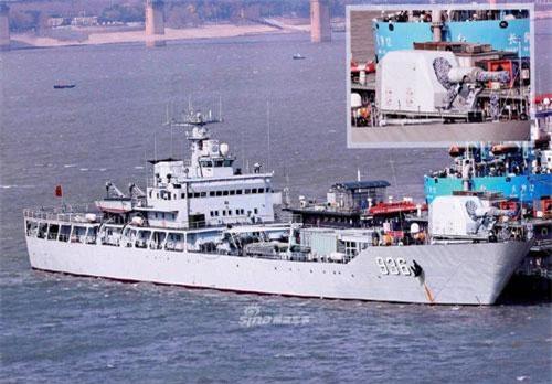 Hiện tại, Hải quân Trung Quốc đã đưa vào sử dụng pháo điện từ ở quy mô nhỏ, mang tính thử nghiệm. Trong khi đó, các loại hải pháo khác phổ biến nhất của quốc gia này bao gồm pháo H/PJ-45A nòng đơn cỡ 130mm được trang bị trên các khu trục hạm Type 055 và Type 052D.