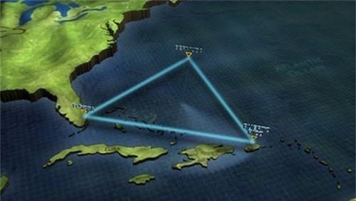 Bí ẩn 'kim tự tháp pha lê' nằm dưới tam giác quỷ Bermuda - ảnh 2