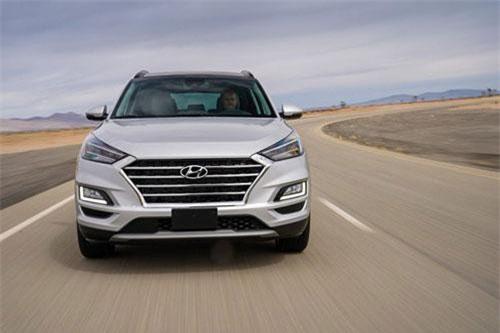 Hyundai Tucson 2020 sẽ có thêm phiên bản 7 chỗ ngồi.