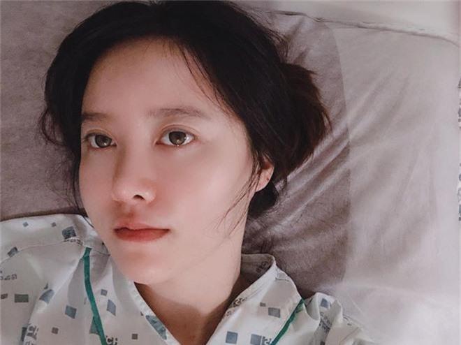 NÓNG: Goo Hye Sun nhập viện phẫu thuật khối u, phải hủy lịch trình gấp tại sự kiện quan trọng - Ảnh 2.