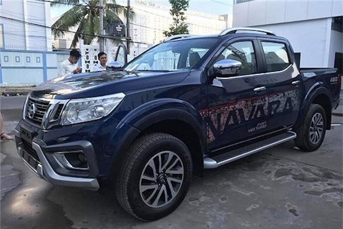 Nissan Navara EL 2019 moi tu 679 trieu tai Viet Nam-Hinh-2