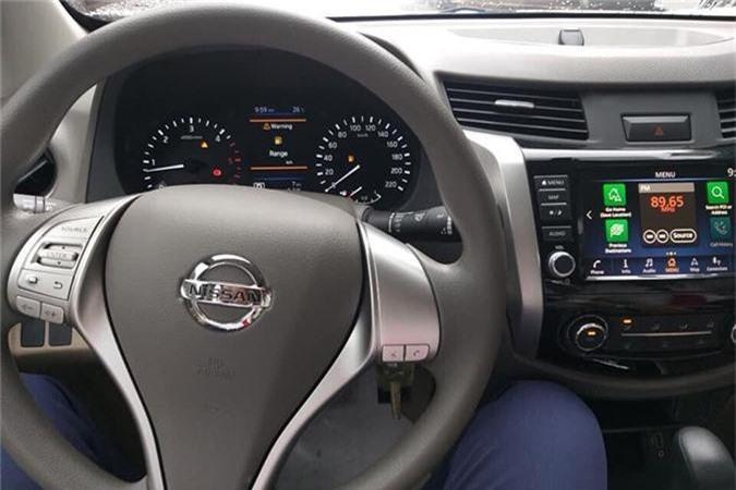 Nissan Navara EL 2019 moi tu 679 trieu tai Viet Nam-Hinh-3