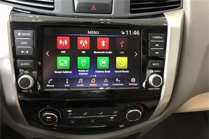 Nissan Navara EL 2019 moi tu 679 trieu tai Viet Nam-Hinh-4