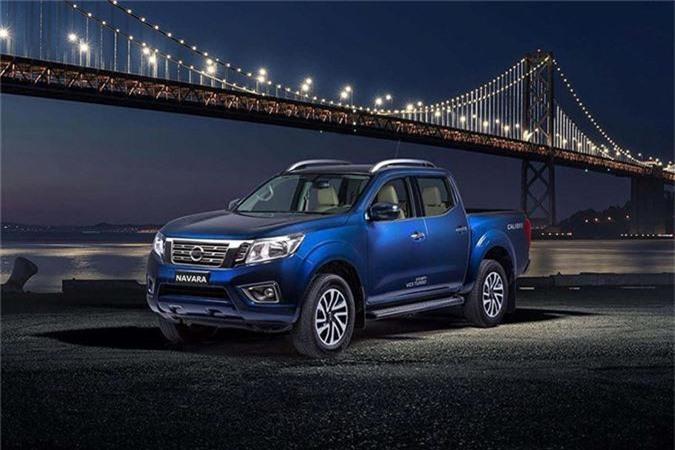 Nissan Navara EL 2019 moi tu 679 trieu tai Viet Nam-Hinh-7