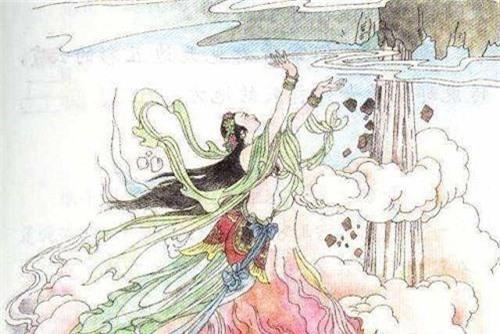 Tây Du Ký: So kè thực lực của năm vị nữ thần tiên khiến Tôn Ngộ Không phải cúi đầu e sợ - Ảnh 4