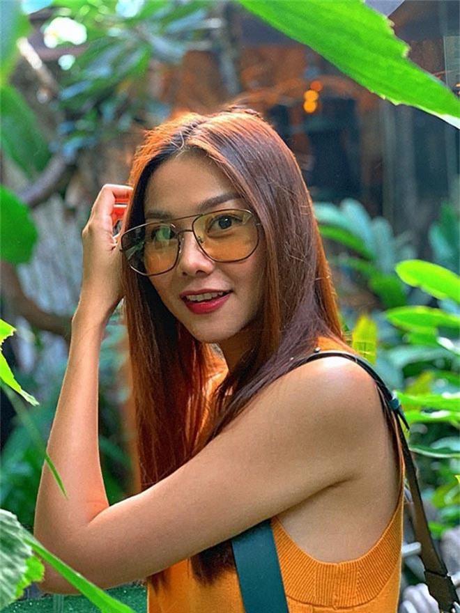 Vẻ gợi cảm của siêu mẫu Thanh Hằng ở tuổi 36 - Ảnh 7.