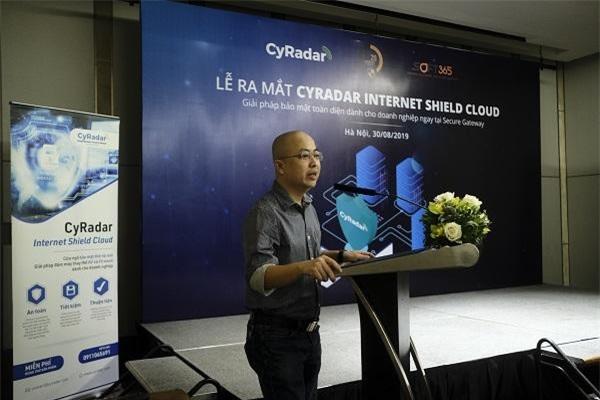 Ông Mai Duy Quang, Phó Chủ tịch Hiệp hội Phần mềm và Dịch vụ Công nghệ thông tin Việt Nam (VINASA)