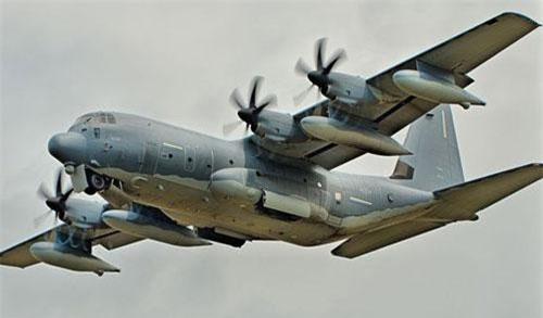 Máy bay MC-130J Commando của Không quân Mỹ. Ảnh: Sputnik.