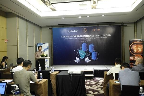 Ông Vũ Thế Bình, Phó Chủ tịch kiêm Tổng thư ký Hiệp hội Internet Việt Nam.