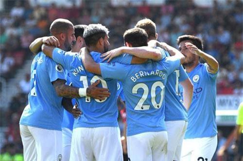 1. Man City (giá trị đội hình: 1,27 tỷ euro).