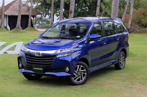 1. Toyota Avanza (doanh số: 7.848 chiếc).