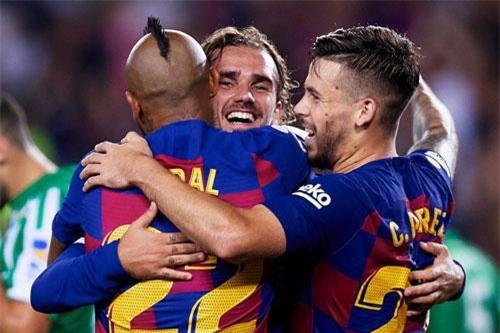 3. Barcelona (giá trị đội hình: 1,17 tỷ euro).