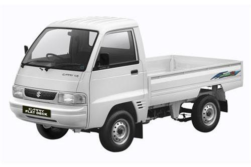 6. Suzuki Carry Pick-up (doanh số: 3.840 chiếc).