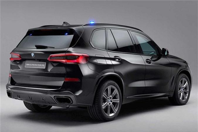 BMW X5 Protection VR6 - SUV Boc thep hang sang cho dai gia-Hinh-3