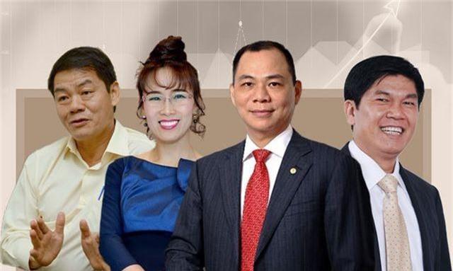 Bảy ông lớn tỷ USD Việt Nam top dẫn đầu châu Á - Thái Bình Dương - 2