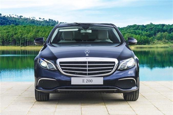 Giang Hong Ngoc tau xe sang Mercedes-Benz E-Class hon 2 ty-Hinh-10