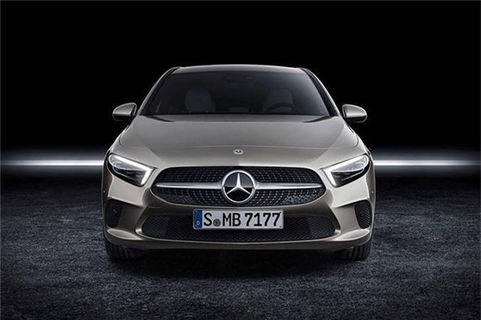 Mercedes-Benz A200 moi tu 1,89 ty dong tai Dong Nam A-Hinh-2