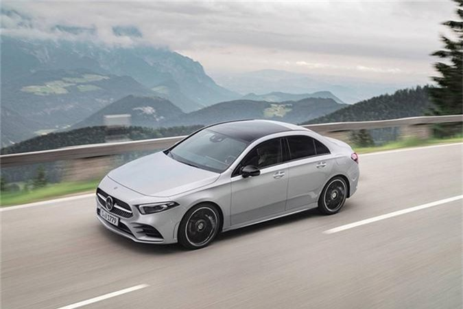 Mercedes-Benz A200 moi tu 1,89 ty dong tai Dong Nam A-Hinh-8