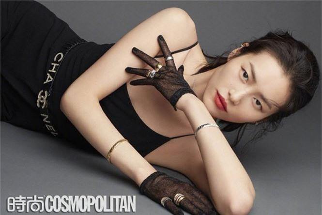Dáng vóc hoàn hảo của mỹ nhân nội y gốc Hoa Liu Wen - ảnh 11