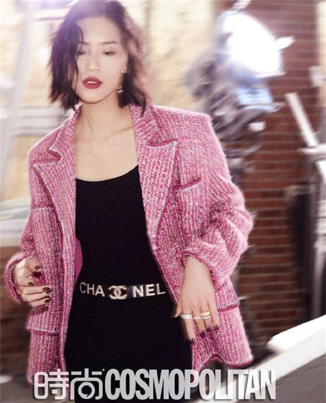 Dáng vóc hoàn hảo của mỹ nhân nội y gốc Hoa Liu Wen - ảnh 12