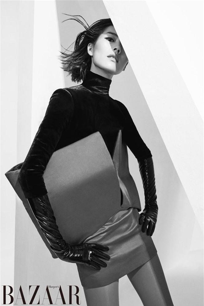 Dáng vóc hoàn hảo của mỹ nhân nội y gốc Hoa Liu Wen - ảnh 9