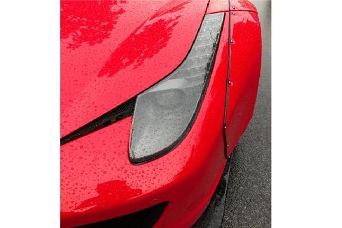 Sieu xe Ferrari 458 Liberty Walk tai xuat tren pho Sai Gon-Hinh-2