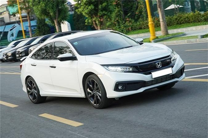 Trai nghiem Honda Civic RS moi tu 929 trieu tai Viet Nam-Hinh-15