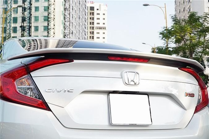 Trai nghiem Honda Civic RS moi tu 929 trieu tai Viet Nam-Hinh-4