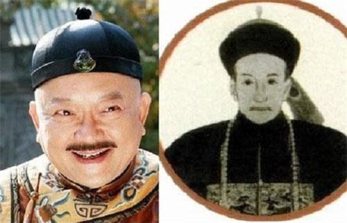 Đại tham quan đệ nhất lịch sử Trung Quốc - Hòa Thân.
