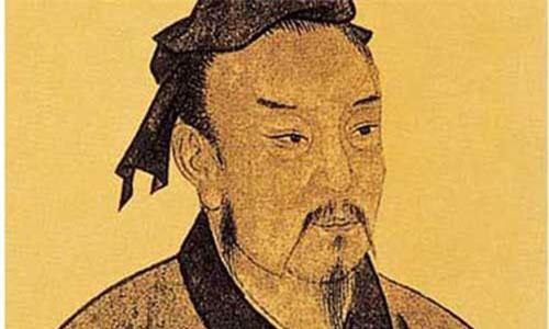 Tôn Tử - bậc thầy quân sự nổi tiếng Trung Quốc.