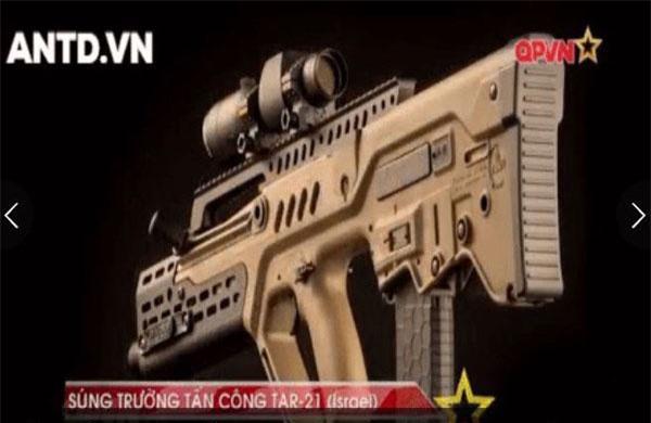 Ít ai ngờ rằng, Ukraine, một đất nước có nền công nghiệp quốc phòng cực kỳ phát triển do họ đã được thưa hưởng rất nhiều tinh hoa sau khi Liên Xô tan rã, thể nhưng nước này lại chọn TAR-21 để thành súng trường tiêu chuẩn thay vì nâng cấp dòng súng AK huyền thoại như Nga đã làm.