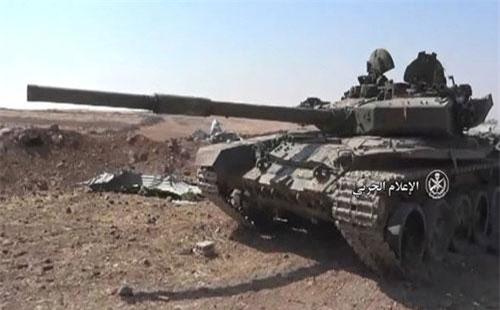 Tạp chí quân sự Nowa Technika Wojskowa của Ba Lan dẫn tuyên bố từ quân đội Mỹ đóng tại Trung Đông cho biết, lực lượng này đang có trong tay một xe tăng chiến đấu chủ lực T-90A rất hiện đại của Nga.