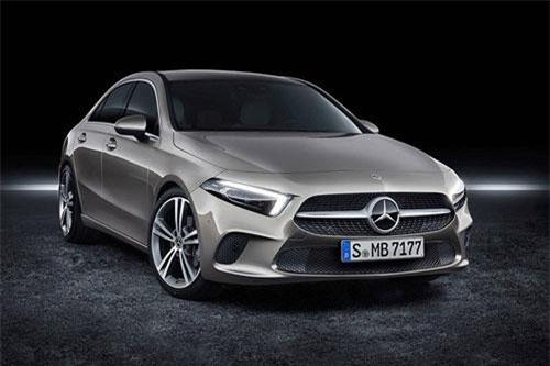 Mercedes-Benz A200.