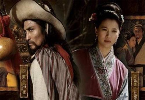 Trương Thị - vợ Lâm Xung chính là nữ nhân toàn mỹ nhất Thủy Hử.