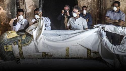 Trải qua hàng ngàn năm lịch sử, một số xác ướp được tìm thấy ở Ai Cập còn gần như nguyên vẹn. Đây được xem là bằng chứng về quy trình ướp xác hoàn mỹ của người Ai Cập cổ đại.