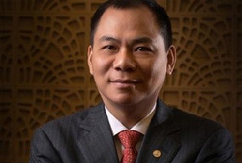 Ông Phạm Nhật Vượng trở thành người giàu nhất Việt Nam với khối tài sản được định giá trên 10 tỷ USD.