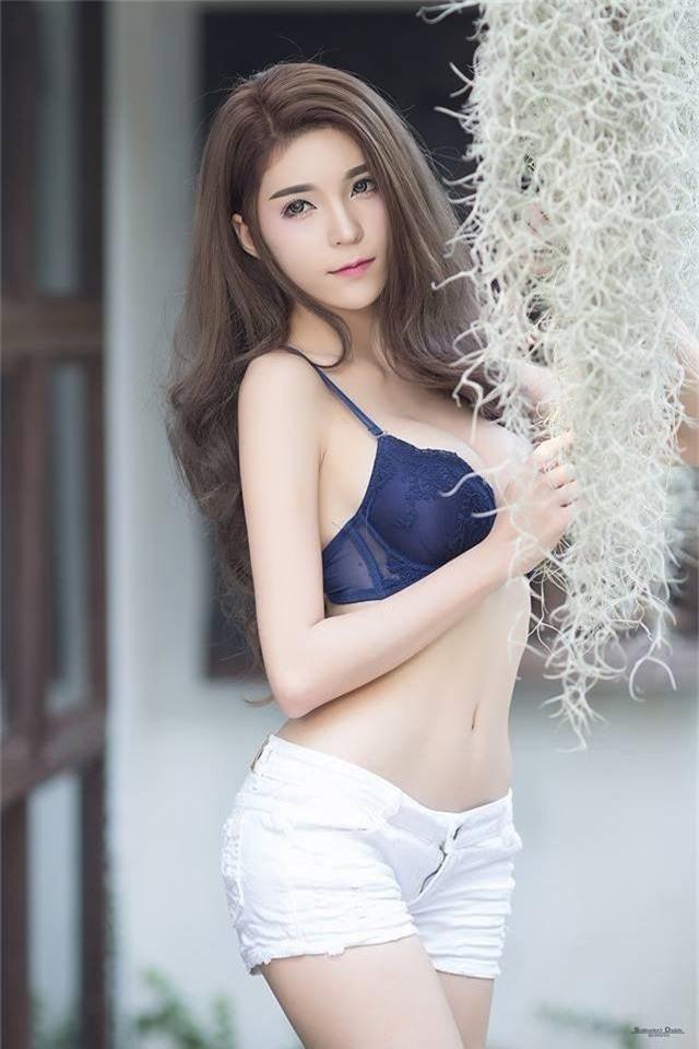 Vòng một siêu phẩm của hot girl gợi tình nhất châu Á - Ảnh 3.