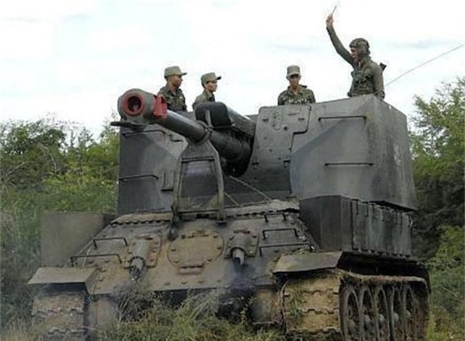 Cuba hoi sinh xe tang T-34-85 rat hay, Viet Nam nen hoc hoi?-Hinh-25