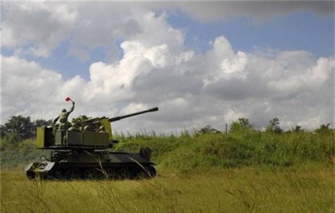Cuba hoi sinh xe tang T-34-85 rat hay, Viet Nam nen hoc hoi?-Hinh-27