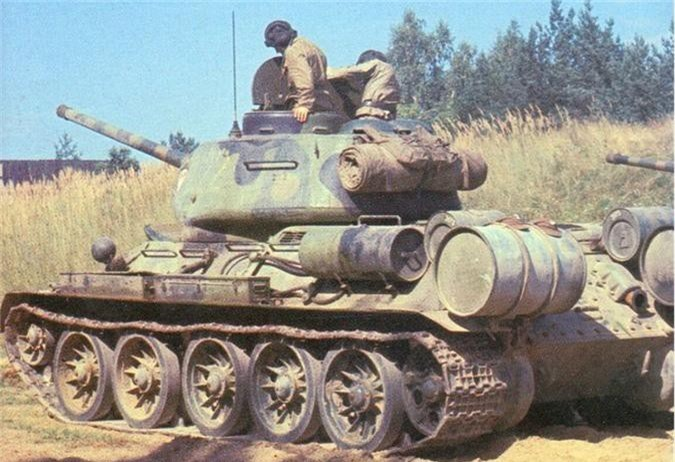 Cuba hoi sinh xe tang T-34-85 rat hay, Viet Nam nen hoc hoi?-Hinh-18