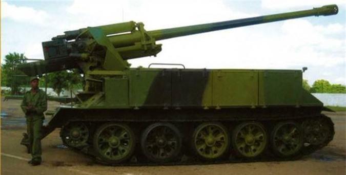 Cuba hoi sinh xe tang T-34-85 rat hay, Viet Nam nen hoc hoi?-Hinh-19