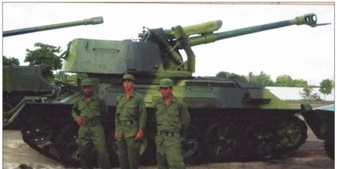 Cuba hoi sinh xe tang T-34-85 rat hay, Viet Nam nen hoc hoi?-Hinh-22