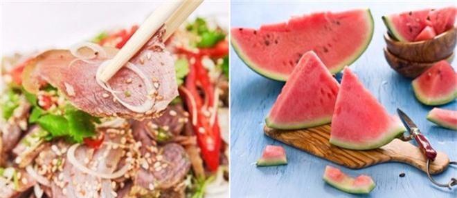 Đừng kết hợp những loại thực phẩm này chung với nhau vì rất dễ gây ngộ độc, tiêu chảy - Ảnh 4.