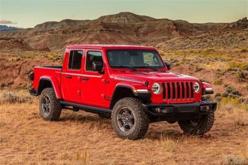 1. Jeep Gladiator 2020.