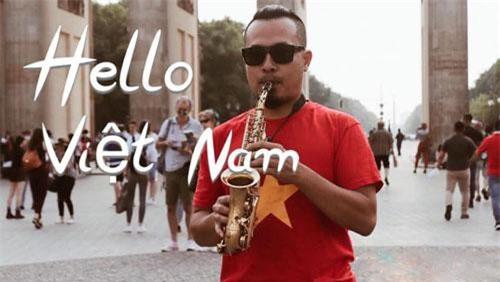 Nghệ sĩ saxophone Lê Duy Mạnh
