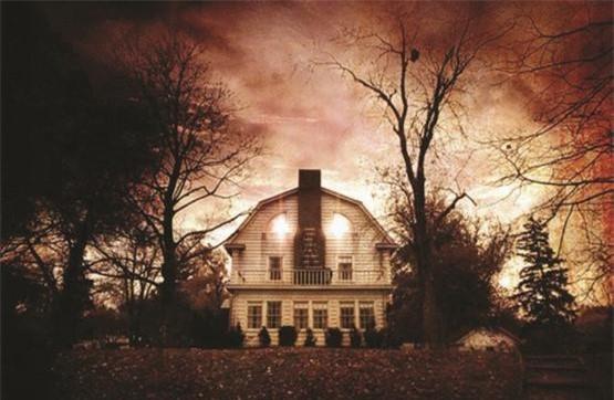 Ngôi nhà bị ma ám Amityville.