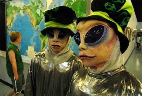 Lễ hội người ngoài hành tinh được tổ chức ở Mỹ