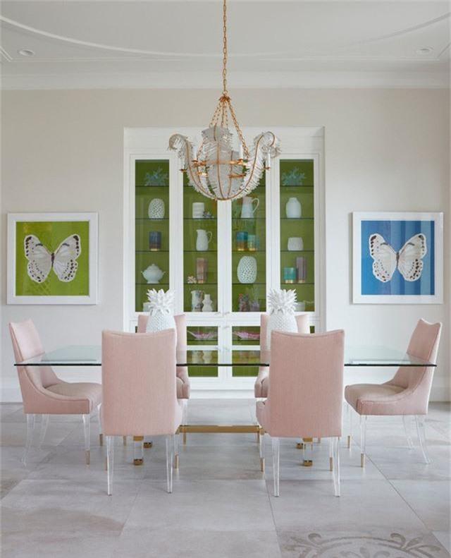 Điểm một chút hồng trong nhà sẽ khiến không gian sống trở nên nhẹ nhàng, dễ chịu hơn rất nhiều - Ảnh 10.