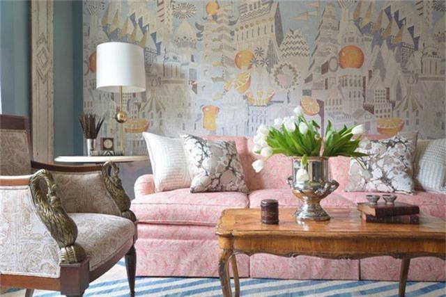 Điểm một chút hồng trong nhà sẽ khiến không gian sống trở nên nhẹ nhàng, dễ chịu hơn rất nhiều - Ảnh 17.
